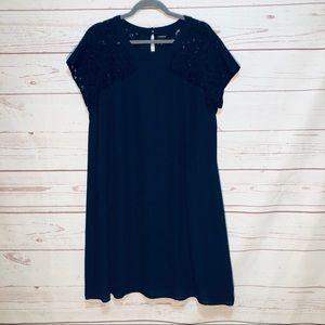 Torrid Navy Blue dress
